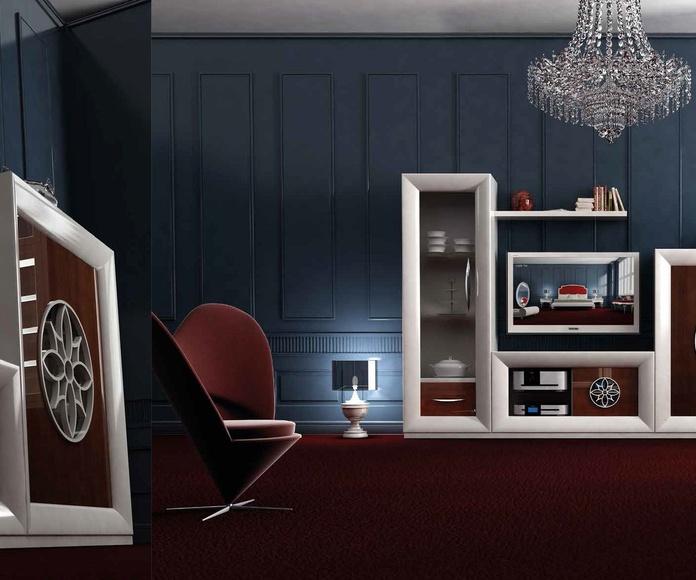 Salones: Catálogo de Muebles Tarazona