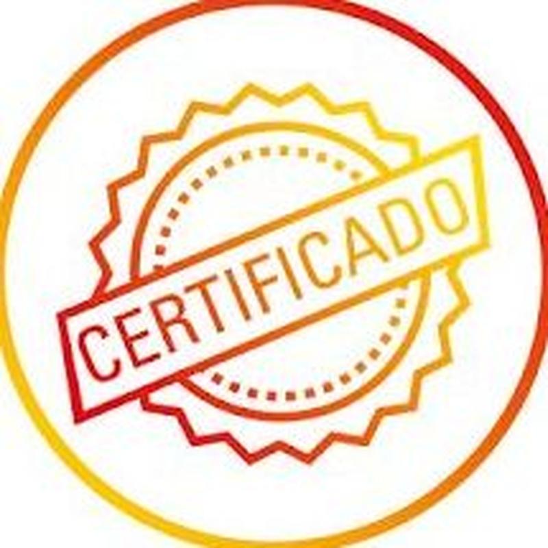 Boletines: Servicios de J. C. Calleja Instalaciones
