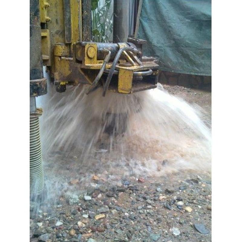 Limpieza de pozos : Servicios de Perforacions Pla de I'Estany
