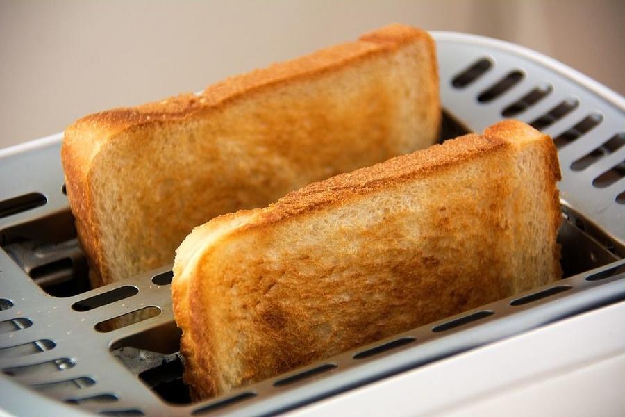 La invención de la tostadora
