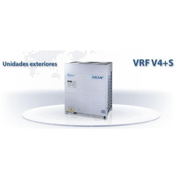 Unidades exteriores VRF 2 tubos V4+S: Aire Acondicionado y Estufas de Clima Confort Castilla