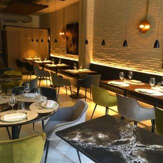 Restaurante Lavoe un éxito en Valencia