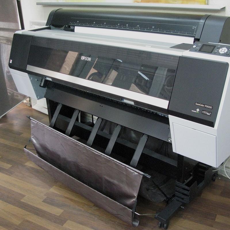 Impresión digital con plótter Epson P9000: Servicios de Forma 88 S.L.
