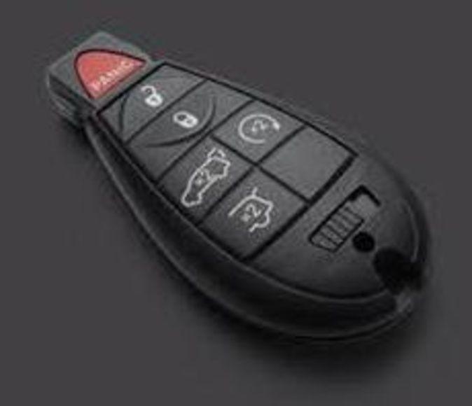 Llave de coche Jeep Grand Cherokee 2012: Productos de Zapatería Ideal Alcobendas