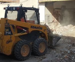 Derribo de edificación