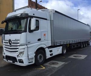 Transporte de mercancías por carretera en Zaragoza