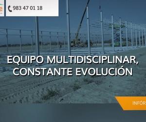 Proyectos de ingeniería en Valladolid | Ingeniería Fraile