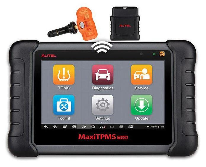MaxiTPMS TS608: Productos de Maquidosa, S.L.