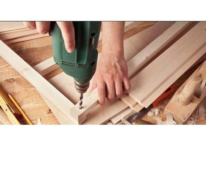 Carpintería: Servicios de Mr Hogar Multiservicios