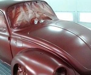 Restauración de Vehiculos