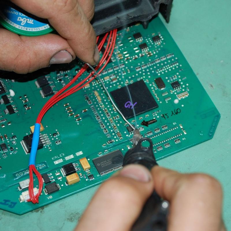 Reprogramación electrónica: Nuestros servicios de Taller Mecànic Moreevolution