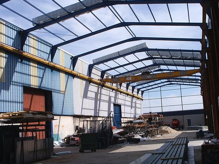 Estructuras metálicas: Productos y servicios de Automatismos Puerto