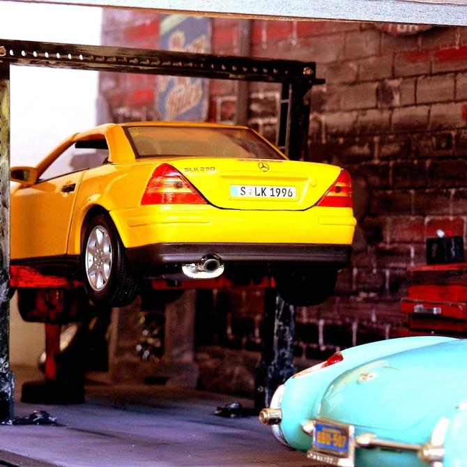 El cambio de aceite de tu coche