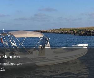 Alquiler barcos Menorca