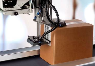 Sistema Etiquetado Automático Print&Apply