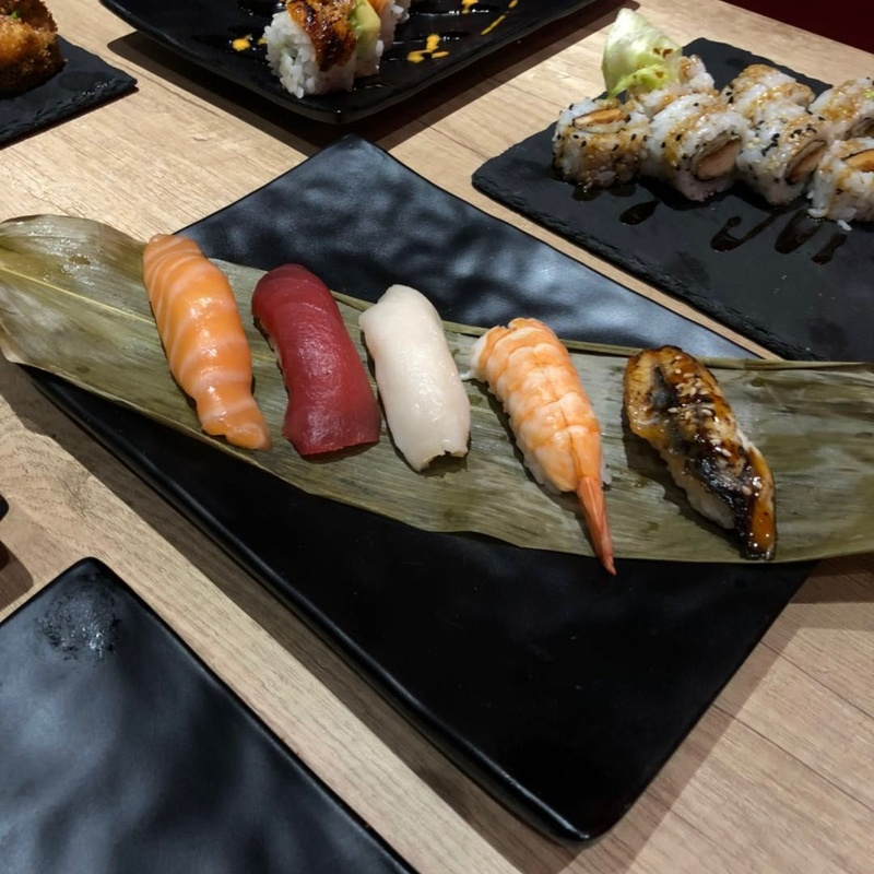 Nigiri: Carta de Sushi Time Buffet Libre