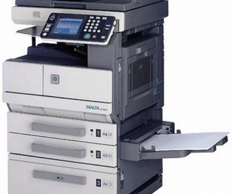 Impresión digital : Productos y servicios de Copias Rosillo