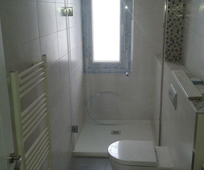 cambio de bañera por plato de ducha bilbao