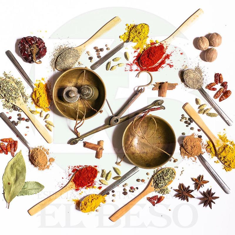 Especias: Productos de Especias y Plantas Medicinales El Beso