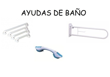 Ayudas de baño