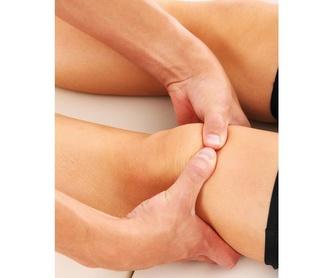 Tratamiento visceral: Servicios de Fisioterapia Núria Barcelona