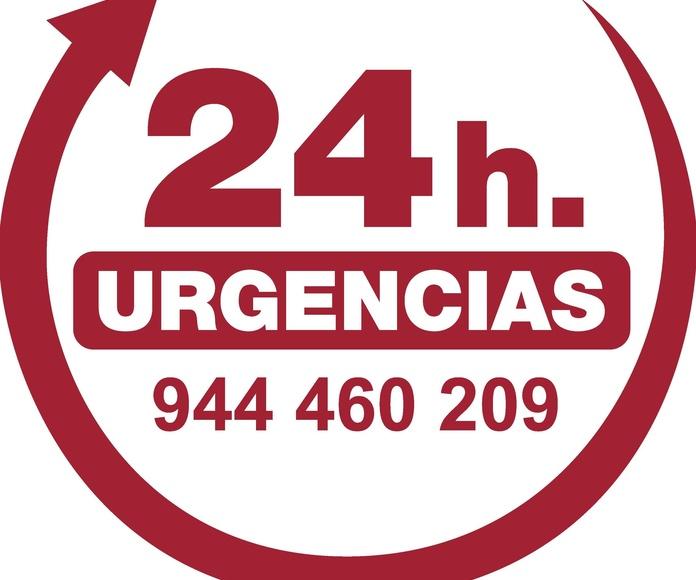 Desatascos urgencias 24 horas