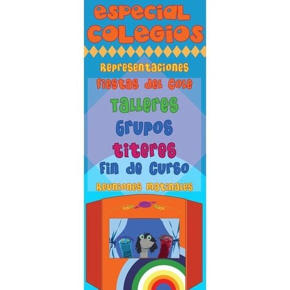 Fiestas colegios: Actividades y servicios de Dirdam Madrid