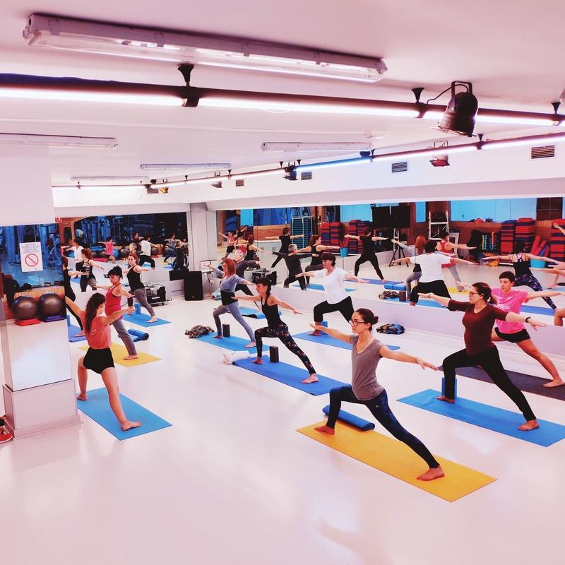 Yoga: Actividades y cuotas de Activa T & S