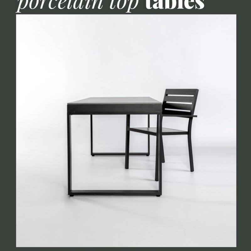 Porcelánicos para mesas: Servicios de Segura Sarria