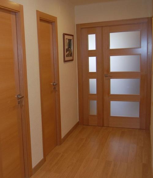 Puertas y parquets: Productos y servicios de Cuines i Portes Vial