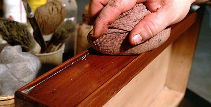 Barnizado de muebles: Especialidades de Lacats Es Poas