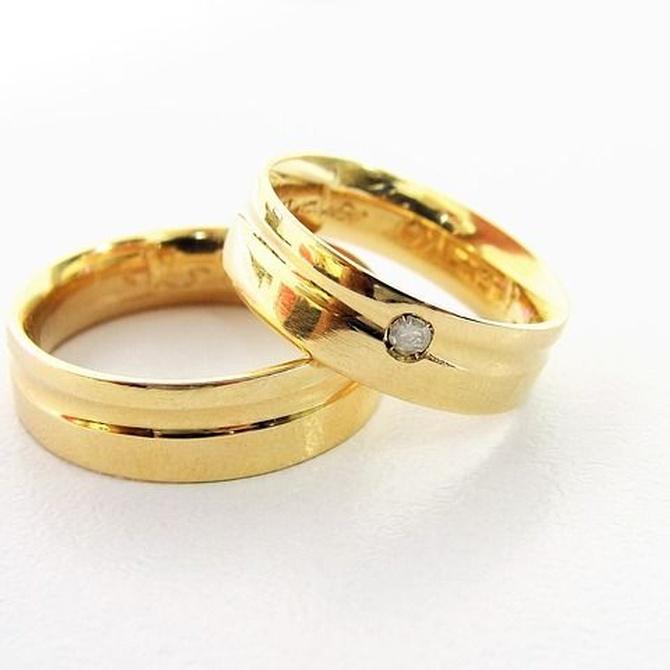 ¿Cómo limpiar las joyas de oro que tenemos en casa?