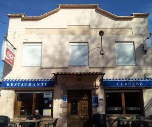 Fachada de nuestro restaurante en León