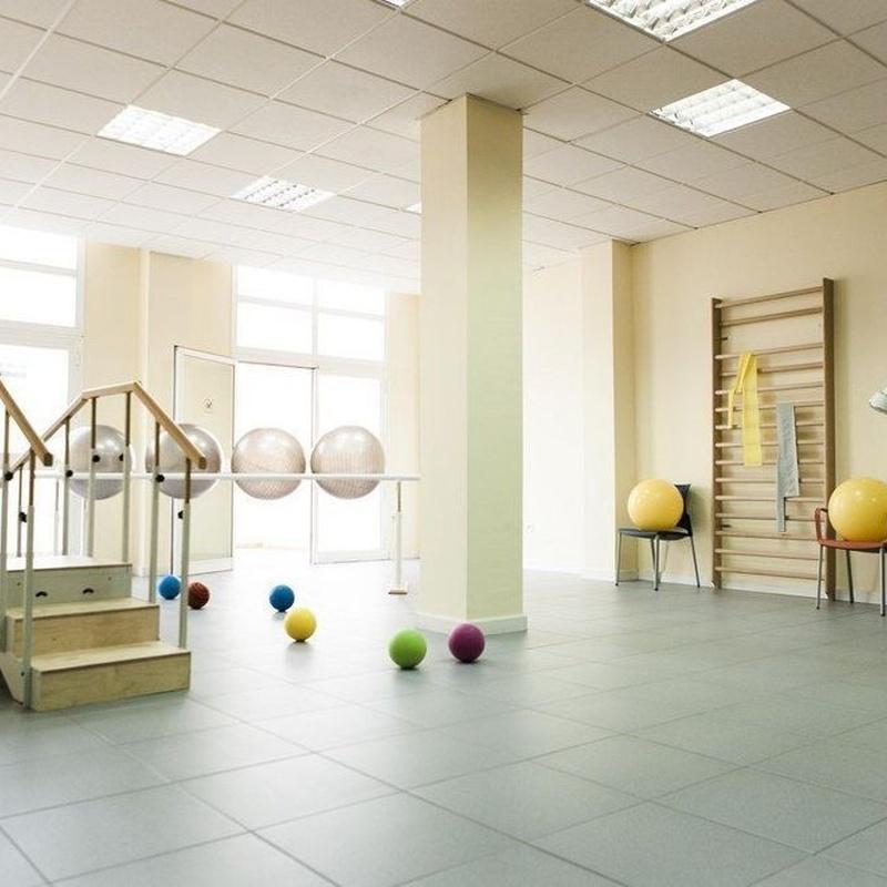 Fisioterapia: Servicios de Espacio Sativa