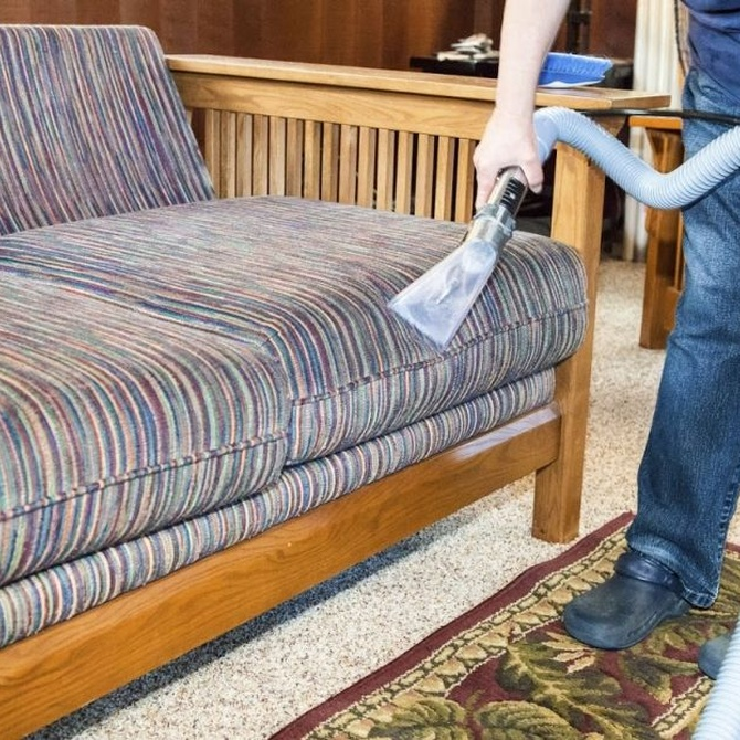 Una norma importante sobre limpieza a domicilio en España