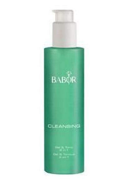 Babor Cleansing Gel&Tonic 2 en 1 200ml: Serveis i tractaments de SILVIA BACHES MINOVES