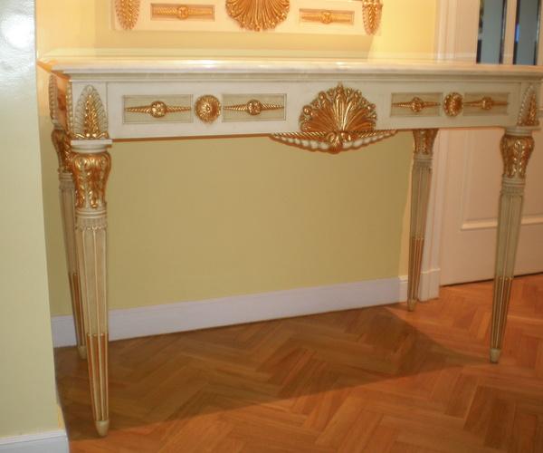 Restauración de muebles en el centro de Madrid | Arribas Martín