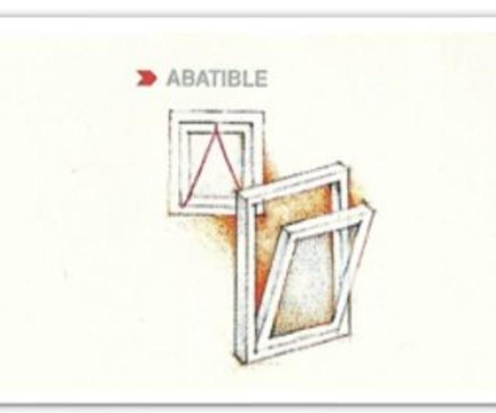 Ventanas de PVC : Catálogo de Carpintería de Aluminio Baskongadas, S.L.