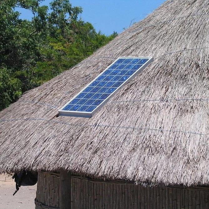 La utilidad de las placas solares