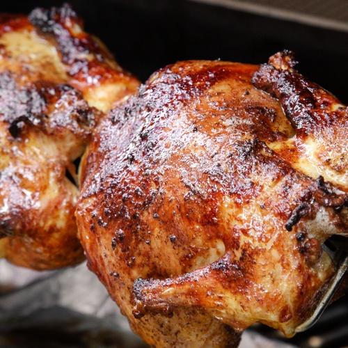 El mejor pollo a l'ast en La Cerdanya