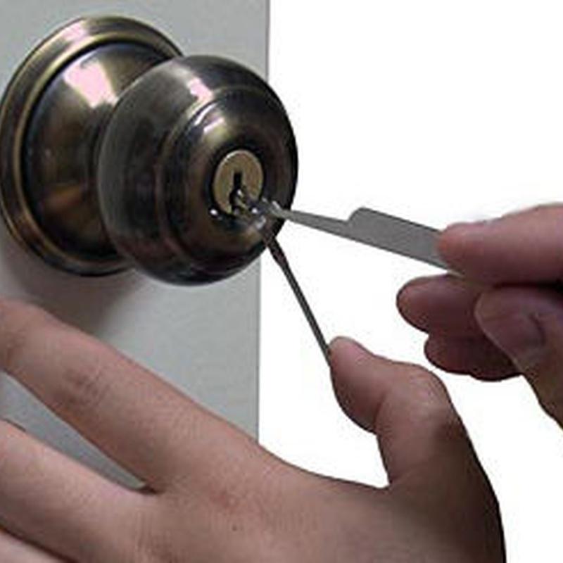 Cambio de cerraduras y apertura de puertas: Servicios de San Damián, S.L.