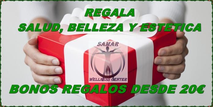 Regalo navidad En Valladolid, regala salud en valladolid, regala belleza en valladolid, regala estetica en valladolid