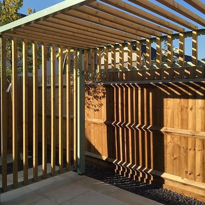 Ventajas de instalar pergolas de madera