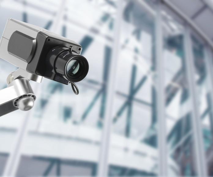 Sistemas de seguridad I.P.: Productos y servicios de Eléctricas Seyme