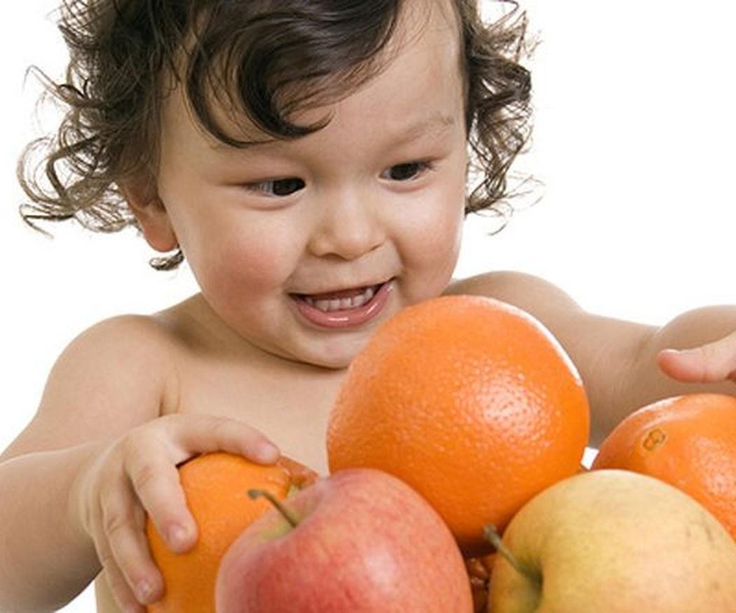 Importancia de la nutrición infantil