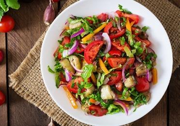 10.Ensalada de verdura
