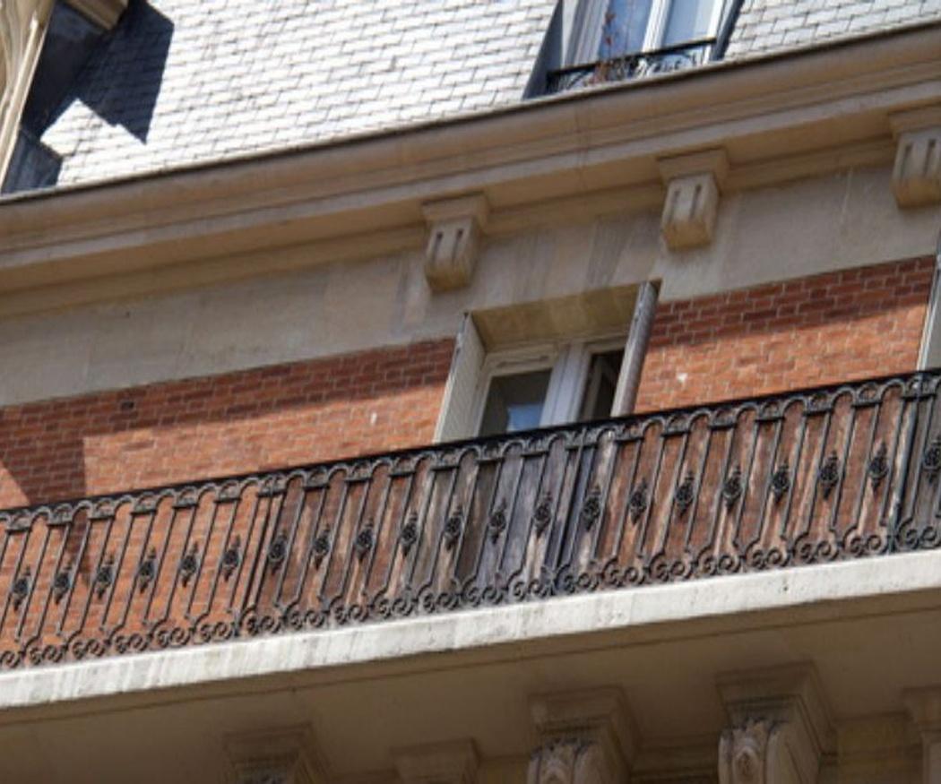 Balcones y hierro forjado: la pareja perfecta