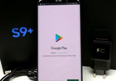 SAMSUNG GALAXY S9+ 64GB BLACK G965F