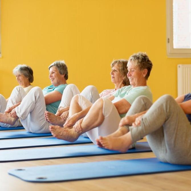 Los beneficios del ejercicio físico en los mayores