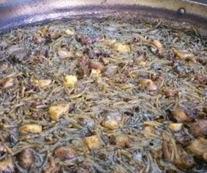 Arroces: Productos y servicios de Restaurante Martinot